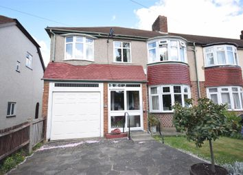 Thumbnail 4 bed property for sale in Queen Mary Avenue, Morden