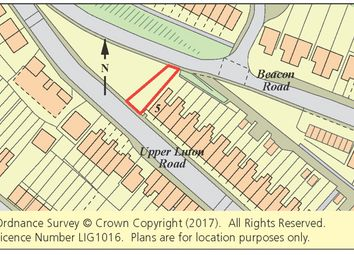 Thumbnail Commercial property for sale in Land Adj. 5 Upper Luton Road, Chatham, Kent