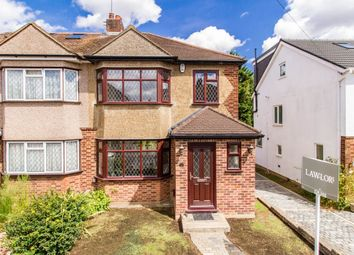 Thumbnail 3 bed semi-detached house for sale in Hycliffe Gardens, Chigwell
