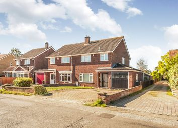 Thumbnail 3 bed semi-detached house for sale in Northill Road, Cople, Bedford