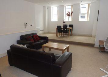 Thumbnail 2 bedroom flat for sale in Wollaton Street, Nottingham