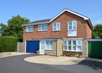 Thumbnail 6 bed link-detached house for sale in Blythe Gardens, Worle, Weston-Super-Mare