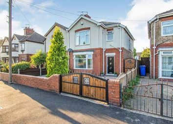 Thumbnail 3 bed semi-detached house for sale in Centenary Road, Goole