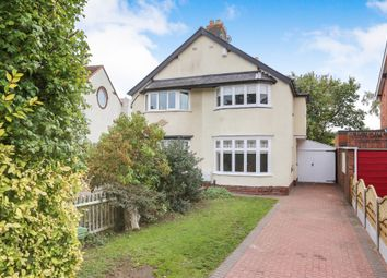 Thumbnail 3 bed semi-detached house for sale in Coalway Road, Penn, Wolverhampton