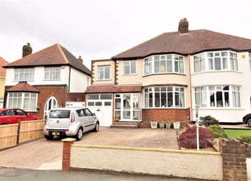Thumbnail 4 bed semi-detached house for sale in Rosemary Crescent West, Goldthorn Park, Wolverhampton