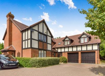 Thumbnail 5 bed property to rent in Redland Drive, Loughton