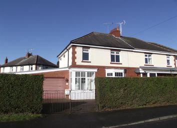 Thumbnail 3 bed semi-detached house to rent in Stutton Road, Tadcaster