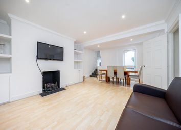 Thumbnail 2 bed flat to rent in Redcliffe Gardens, London