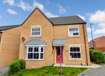 Thumbnail 4 bed detached house for sale in Greenfinch Road, Easington Lane, Houghton Le Spring