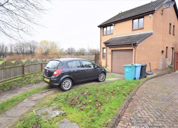 Thumbnail 3 bed detached house for sale in Ross Drive, Airdrie