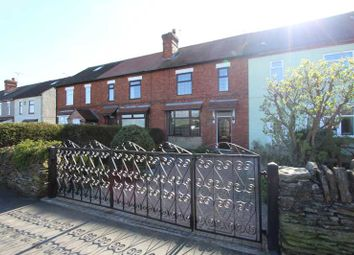 Thumbnail 3 bed terraced house for sale in Wessington Lane, South Wingfield, Alfreton