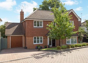 Thumbnail 4 bedroom detached house for sale in Meadow View, Marlow, Buckinghamshire