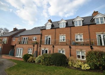 Thumbnail 2 bedroom flat to rent in Leicester Road, Quorn, Loughborough