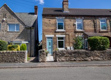 Thumbnail 2 bed end terrace house for sale in Hill Top, Bolsover, Chesterfield