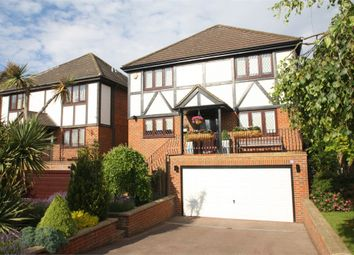 Thumbnail 4 bed detached house for sale in Penton Hook Road, Staines-Upon-Thames, Surrey