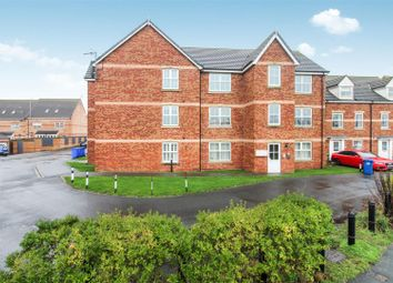 Thumbnail 2 bed flat for sale in Easingwood Way, Driffield