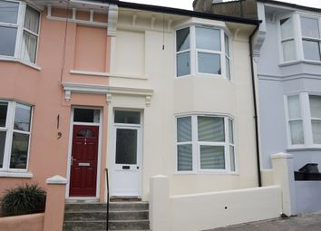 Thumbnail 3 bed terraced house to rent in Carlyle Street, Brighton