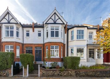 Thumbnail 4 bed terraced house for sale in Thirlmere Road, London