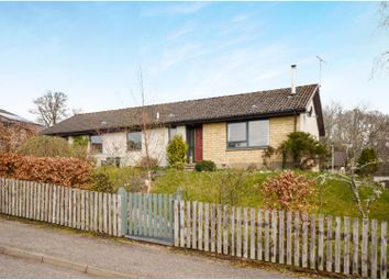 Thumbnail 4 bedroom detached bungalow for sale in Castlehill Road, Dingwall