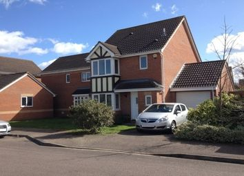 Thumbnail 3 bed property to rent in Berkeley Close, Biggleswade