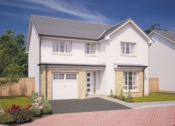 "Thumbnail 4 bed detached house for sale in ""The Tummel"" at Perceton, Irvine"