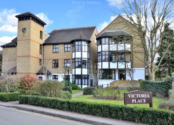 Thumbnail 2 bed flat for sale in Victoria Place, Esher Park Avenue, Esher