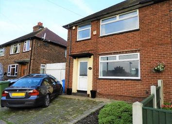 Thumbnail 3 bed semi-detached house for sale in Wallis Road, Mansfield