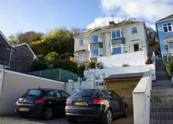 Thumbnail 2 bed semi-detached house to rent in Riviera Estate, Malpas, Truro