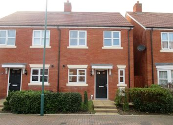 Thumbnail 2 bed semi-detached house for sale in Toronto Avenue, Copthorne, Shrewsbury