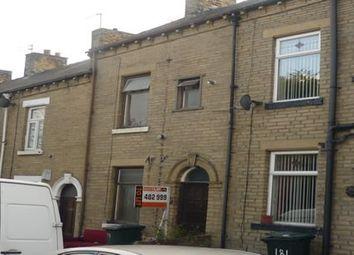 Thumbnail 3 bed terraced house to rent in Washington Street, Bradford 8