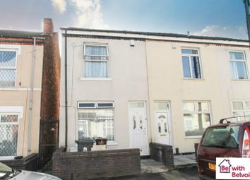 Thumbnail 3 bedroom end terrace house for sale in Hawthorne Road, Wolverhampton