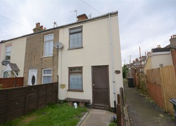 3 bed end terrace house for sale in Wells Cottages, Raglan Street, Lowestoft NR32