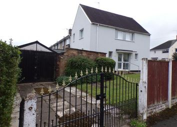 Thumbnail 3 bed end terrace house for sale in Manesty Crescent, Clifton, Nottingham, Nottinghamshire