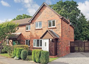 Thumbnail 3 bed semi-detached house for sale in Elizabeth Way, Bishops Waltham, Southampton