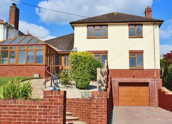 Thumbnail 4 bed detached house for sale in Windsor Mead, Sidford, Sidmouth