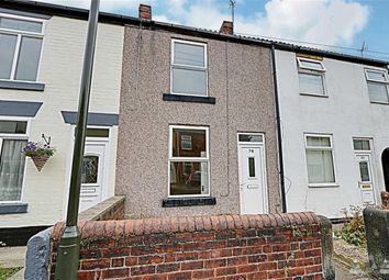 Thumbnail 2 bed terraced house to rent in South Street North, New Whittington, Chesterfield, Derbyshire