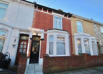 3 bed terraced house for sale in Harcourt Road, Portsmouth PO1