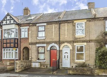 Thumbnail 2 bed terraced house to rent in Burwell Road, Exning, Newmarket