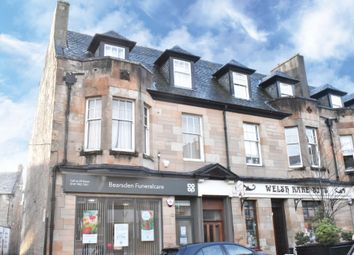 Thumbnail 3 bed flat for sale in New Kirk Road, Flat 1/R, Bearsden, East Dunbartonshire