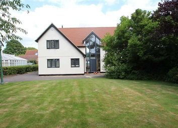 Thumbnail 4 bed detached house for sale in Molen, Bucklesham Road, Foxhall, Ipswich