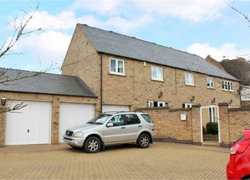 Thumbnail 5 bedroom detached house for sale in The Waterhaven, Earith, Huntingdon, Cambridgeshire