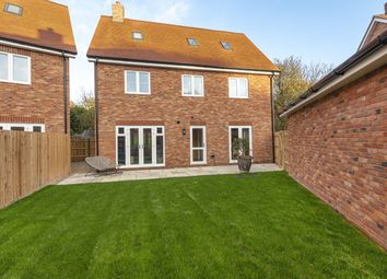 Thumbnail 5 bed detached house for sale in Knockhall Road, Greenhithe