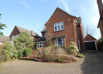 Thumbnail 3 bed detached house for sale in Chalk Hill, West End, Southampton