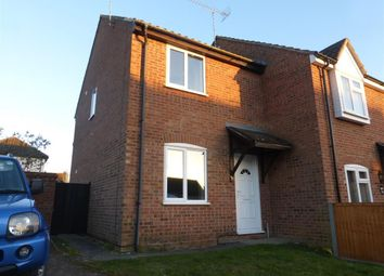 Thumbnail 2 bed terraced house to rent in Spiers Way, Roydon, Diss
