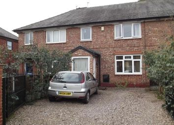 Thumbnail 3 bed terraced house to rent in Woodstock Road, Broadheath, Altrincham