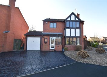 Thumbnail 4 bed detached house for sale in St. Augustines Close, Droitwich, Worcestershire