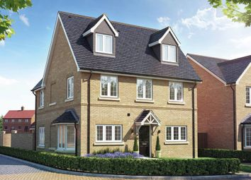"""Thumbnail 4 bed property for sale in """"The Oatvale"""" at Buckden Road, Brampton, Huntingdon"""