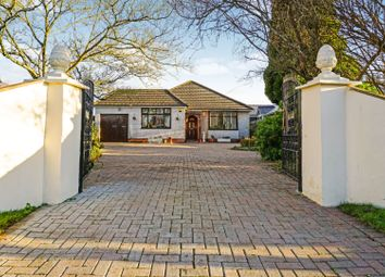 Thumbnail 3 bed detached bungalow for sale in St. Mellons Road, St. Mellons