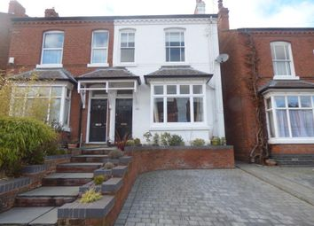 Thumbnail 4 bed semi-detached house to rent in Park Hill Road, Harborne, Birmingham