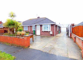 Thumbnail 3 bed semi-detached bungalow for sale in Old Farm Lane, Stubbington, Fareham